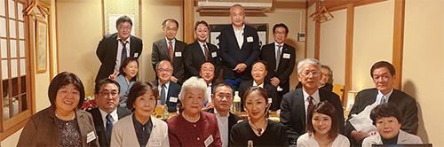 足利・佐野・栃木ソフィア会開催報告 (11月8日開催)