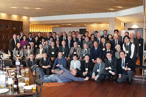 森先生を偲ぶ会開催 報告 - 上智大学体育会バレーボール部OBOG会 ...