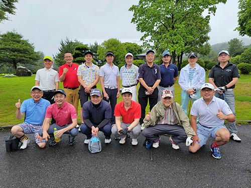 上智不動産ソフィア会<br> 第5回ソフィアンズカップ ゴルフ大会